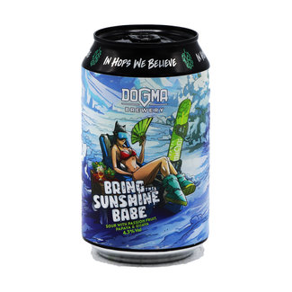 Dogma Brewery Dogma Brewery - Bring the Sunshine Babe