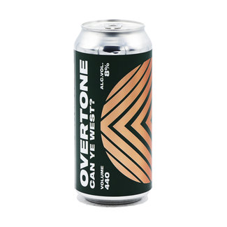Overtone Brewing Co. Overtone Brewing Co. - Can Ye West?