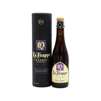 Bierbrouwerij De Koningshoeven Bierbrouwerij De Koningshoeven - La Trappe Quadrupel Oak Aged Batch #40