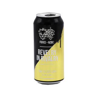 New Zealand Beer Collective New Zealand Beer Collective collab/ Fierce Beer - Revelry In Rivalry