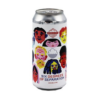 Basqueland Brewing Basqueland Brewing collab/ Cloudwater Brew Co.  - Six Degrees of Separation