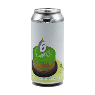 Cloudwater Brew Co. Cloudwater Brew Co. - Can You See My Screen? (6th Birthday NZ Hopfenweisse)