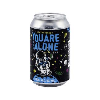 Superfreunde Superfreunde collab/ BrewDog - You Are Not Alone