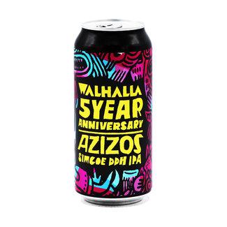 Brouwerij Walhalla Brouwerij Walhalla  - Azizos Simcoe DDH IPA