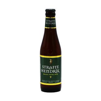Brouwerij de Halve Maan Brouwerij De Halve Maan - Straffe Hendrik Brugs Tripel Bier 9°