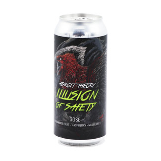 Adroit Theory Adroit Theory - Illusion of Safety [Calamansi + Raspberry + Mulberry] (Ghost 958)