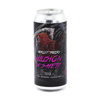 Adroit Theory Adroit Theory - Illusion of Safety [Plum + Raspberry + Passion Fruit] (Ghost 966)