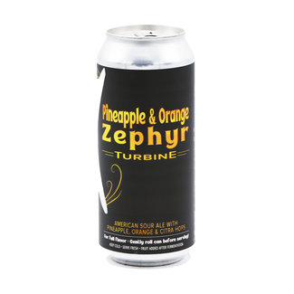 Energy City Brewing Energy City Brewing - Pineapple & Orange Zephyr Turbine