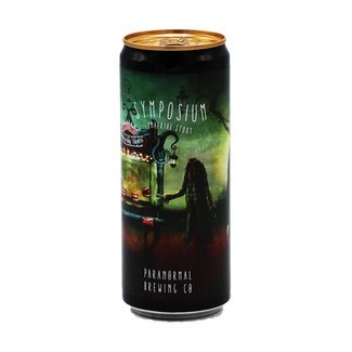 Paranormal Brewing Co. Paranormal Brewing Co collab/ Seven Island Brewery  - Symposium
