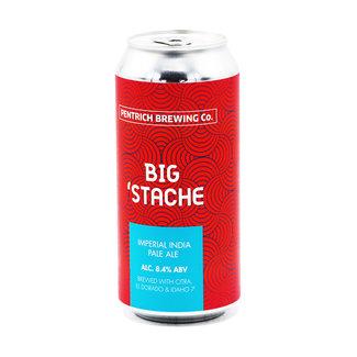 Pentrich Brewing Co Pentrich Brewing Co. - Big 'Stache