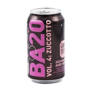 Oskar Blues Brewery Oskar Blues Brewery - BA20 Vol. 4: Zuccotto