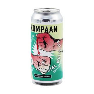 Kompaan Brouwerij Kompaan - Secret Handshakes - Step 8/10: Imperial Weizen IPA