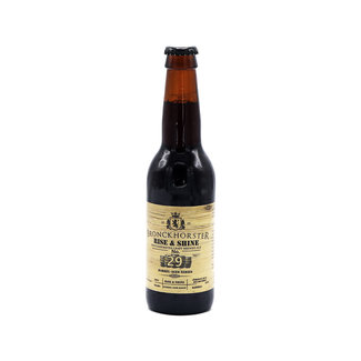 Bronckhorster Brewing Company Bronckhorster Brewing Company - Barrel Aged Serie No.29 (Red Ale Rum/Bourbon BA)