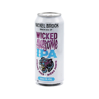 Nickel Brook Brewing Co. Nickel Brook Brewing Co. - Wicked Awesome