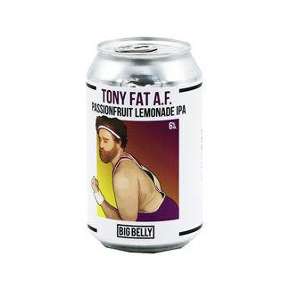 Big Belly Brewing Company Big Belly Brewing Company - TONY FAT A.F.