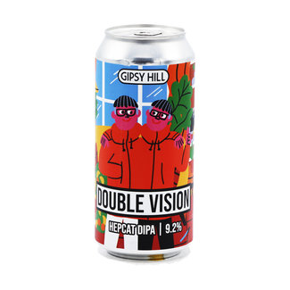 The Gipsy Hill Brewing Co. The Gipsy Hill Brewing Co. - Double Vision