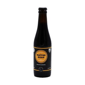 Brewery De Meester Brewery De Meester - Maître Quad
