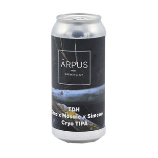 Arpus Brewing Co. Ārpus Brewing Co. - TDH Citra x Mosaic x Simcoe Cryo TIPA