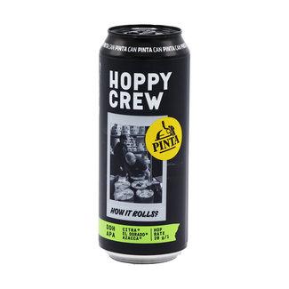 Browar Pinta Browar PINTA - Hoppy Crew: How It Rolls?