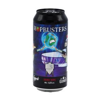 Engorile By U-hops Engorile By U-hops collab/ Cervesa Guineu - Hopbusters