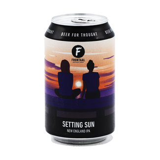 Brouwerij Frontaal Brouwerij Frontaal - Setting Sun