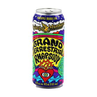 Flying Monkeys Craft Brewery Flying Monkeys Craft Brewery - Grand Terrestrial Rhapsody