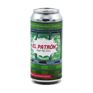 The Piggy Brewing Co. The Piggy Brewing Company - El Patrón