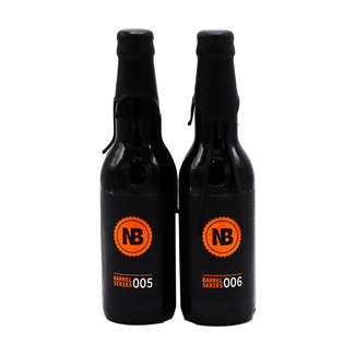 Nerdbrewing Nerdbrewing - Barrel Series 005 + Barrel Series 006