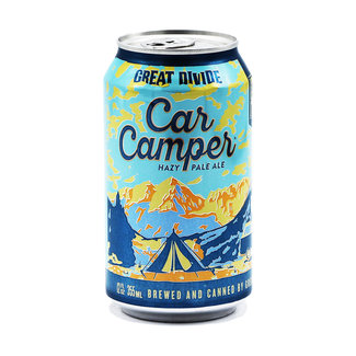 Great Divide Brewing Company Great Divide Brewing Company - Car Camper