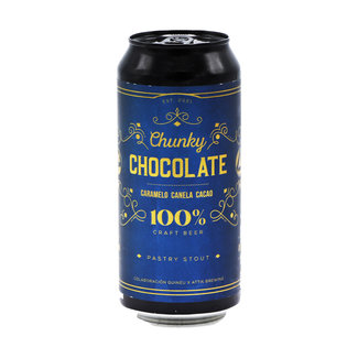 Attik Brewing Attik Brewing collab/ Cervesa Guineu - Chunky Chocolate