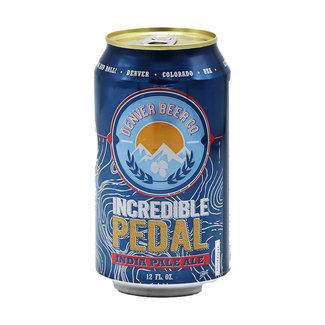 Denver Beer Co. Denver Beer Co. - Incredible Pedal IPA