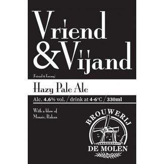 Brouwerij de Molen Brouwerij de Molen - Vriend & Vijand