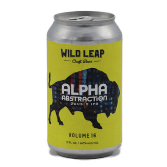 Wild Leap Brew Co. Wild Leap Brew Co. - Alpha Abstraction, Vol. 16