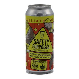 Toppling Goliath Brewing Co. Toppling Goliath Brewing Co. - Safety Porpoises