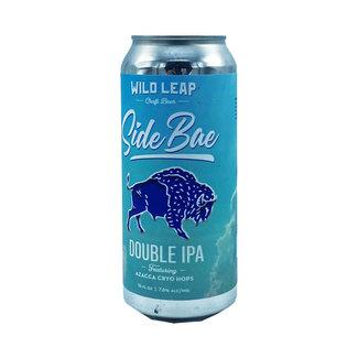 Wild Leap Brew Co. Wild Leap Brew Co. - Side Bae Idaho 7 Hops Double IPA