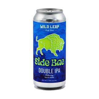 Wild Leap Brew Co. Wild Leap Brew Co. - Side Bae Talus Hops Double IPA