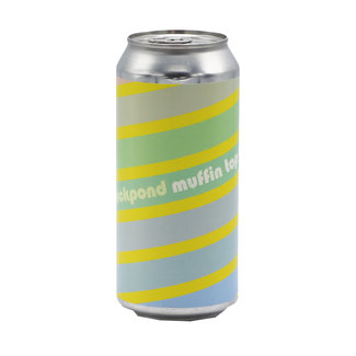 Duckpond Brewing Duckpond Brewing - Muffin Top DIPA