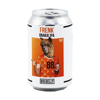 Big Belly Brewing Company Big Belly Brewing Company - Frenk Oranje Ipa