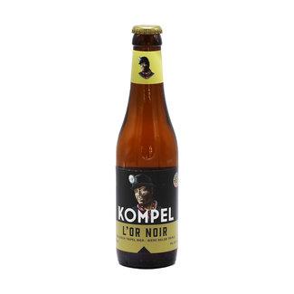 Brouwerij Kompel Brouwerij Kompel - Kompel L'or noir