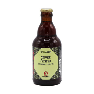 Brouwerij Alvinne Brouwerij Alvinne - Cuvée Anna