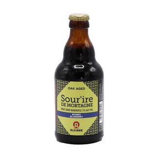 Brouwerij Alvinne Brouwerij Alvinne - Sour'ire De Mortagne Bosbes/blueberry
