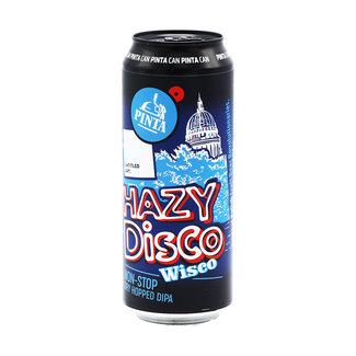 Browar Pinta Browar PINTA collab/ Untitled Art - Hazy Disco Wisco