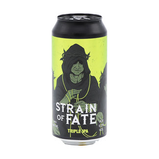 FrauGruber Brewing FrauGruber Brewing collab/ Thin Man Brewery, Seven Island Brewery - Strain of Fate