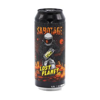 Sabotage Sabotage - Lost Planet: Mango, Mint & Passion Fruit
