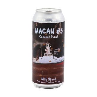 Salvador Brewing Co. Salvador Brewing Co. - MACAU #5 Coconut Punch