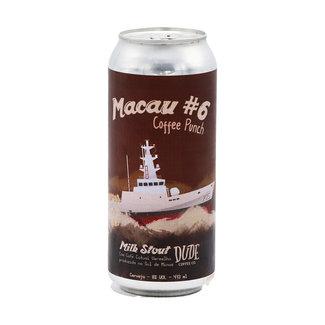 Salvador Brewing Co. Salvador Brewing Co. - MACAU #6 Coffee Punch