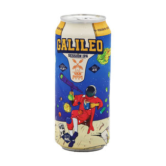 Van Dutch Beer Van Dutch Beer - Galileo Session