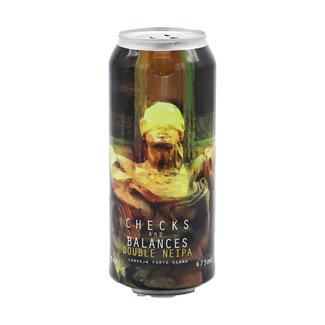 Spartacus Brewing Spartacus Brewing - Checks and Balances - 2021