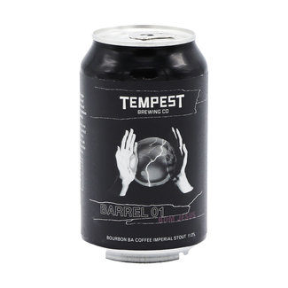 Tempest Brewing Co. Tempest Brewing Co. - Barrel 01: Bom Jesus
