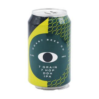 Coast Beer Co. Coast Beer Co - 7 Grain 7 Hop DDH IPA